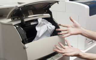 Почему плохо печатает принтер, хотя краска есть: причины, что делать, как исправить