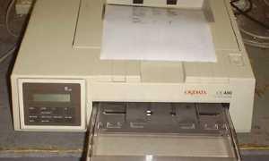 Cветодиодный принтер: что это такое, преимущества и недостатки, принцип работы