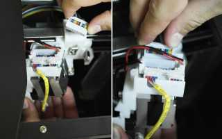 Калибровка принтера (печатающей головки) Epson, HP, Canon: как сделать