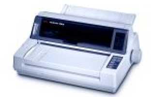 Матричный принтер: что это такое, принцип работы, характеристики, устройство