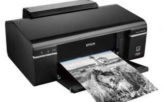 Принтер печатает синим оттенком: причины, что делать, как устранить