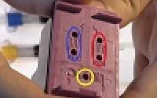 Как заправить картридж HP 123 в домашних условиях